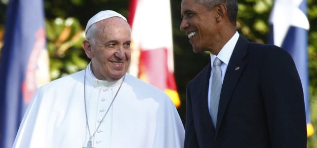 President Obama and Pope Francis: Words to Ponder