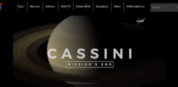 Farewell Cassini, Thank you NASA